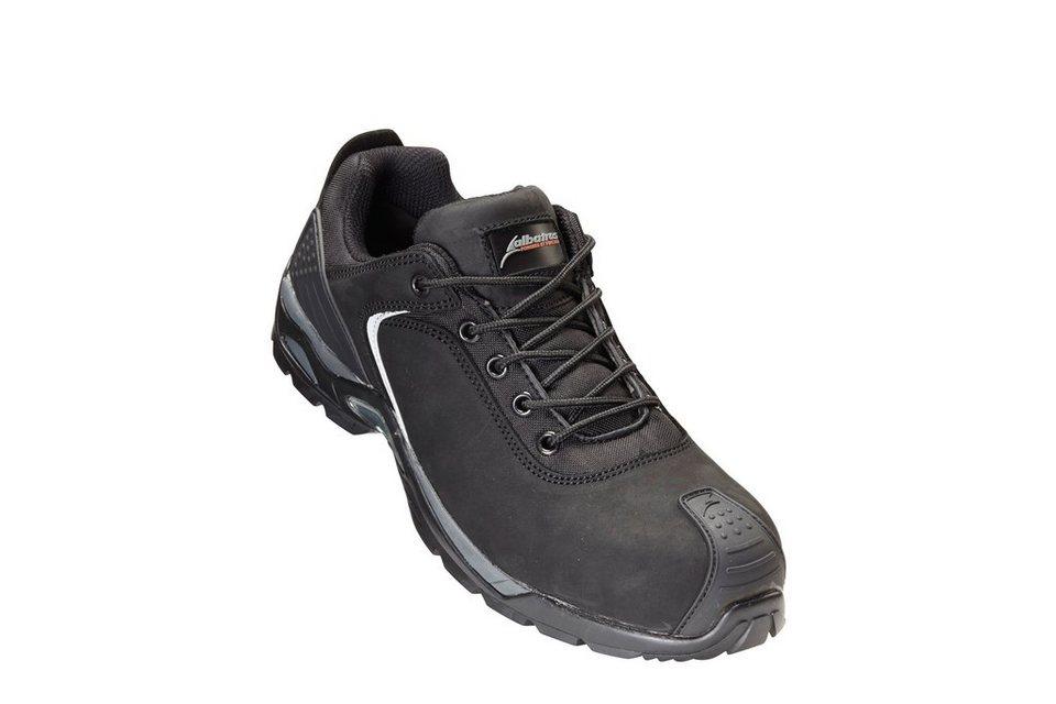 Sicherheitsschuh S3 HRO in schwarz/silberfarben