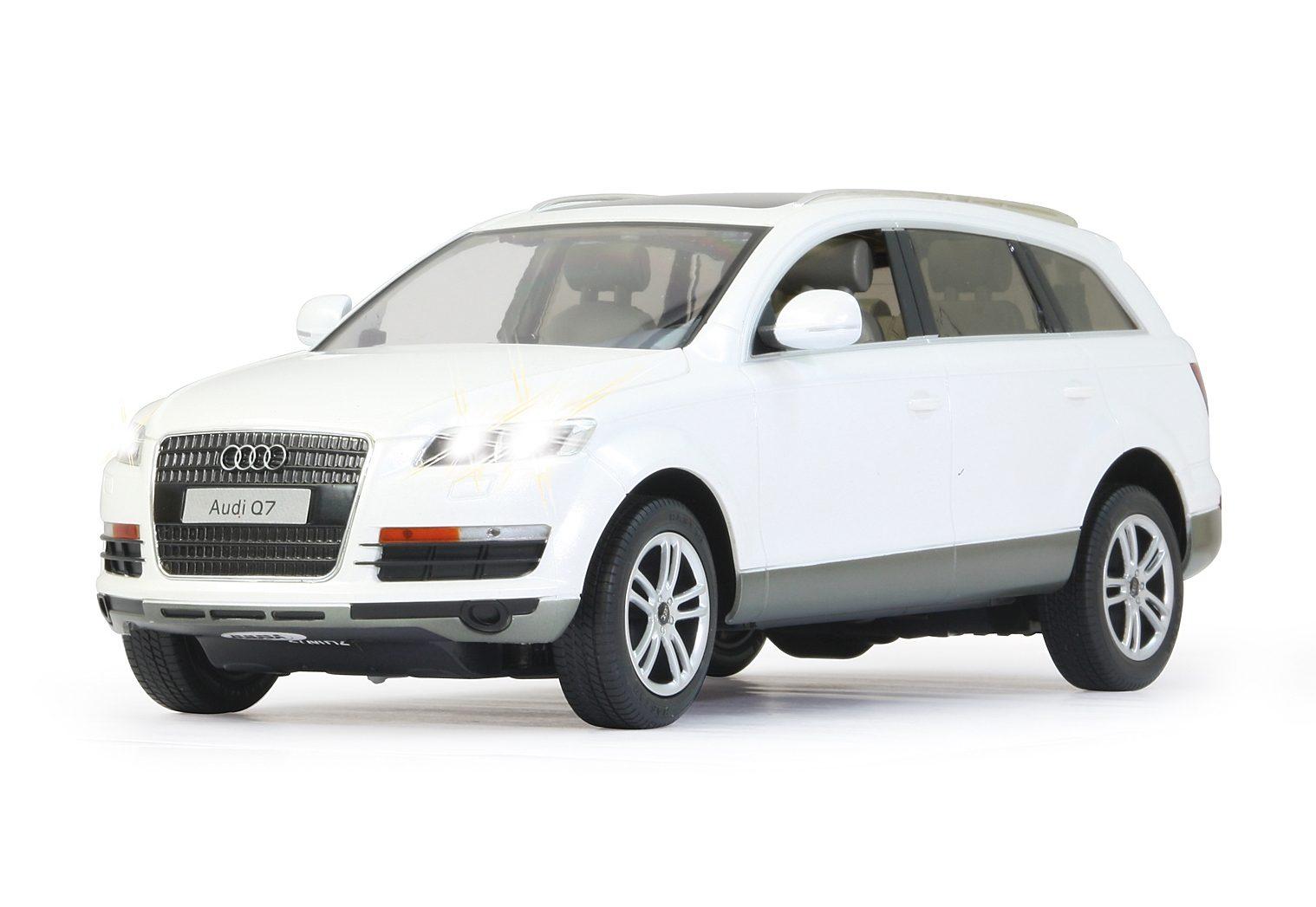JAMARA RC Fahrzeug, »Audi Q7, 1:14 weiß«