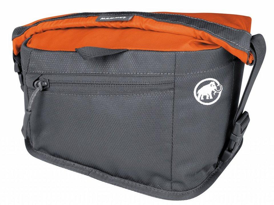 Mammut Boulderbag »Boulder Chalk Bag« in grau