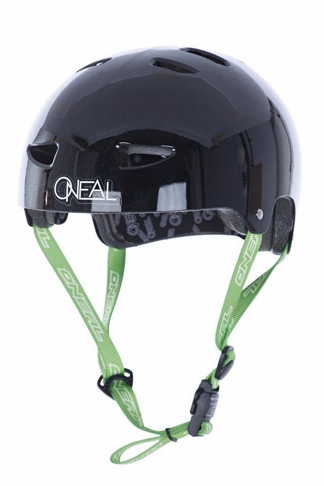 O'NEAL Fahrradhelm »Dirt Lid Fidlock ProFit Helmet Log« in schwarz