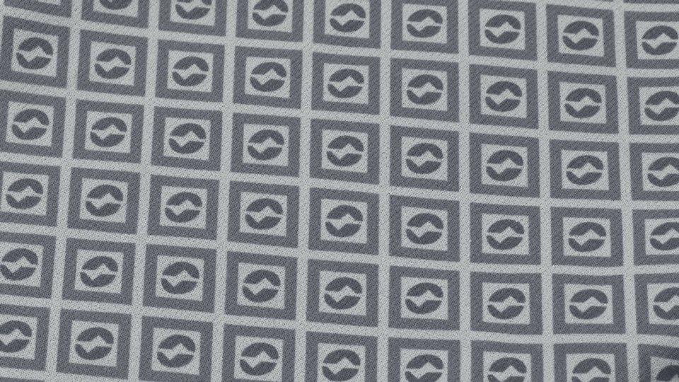 Outwell Zelt »Flat Woven Carpet Rockwell 3« in grau