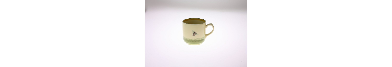 Zeller Keramik Kaffeebecher »Biene«