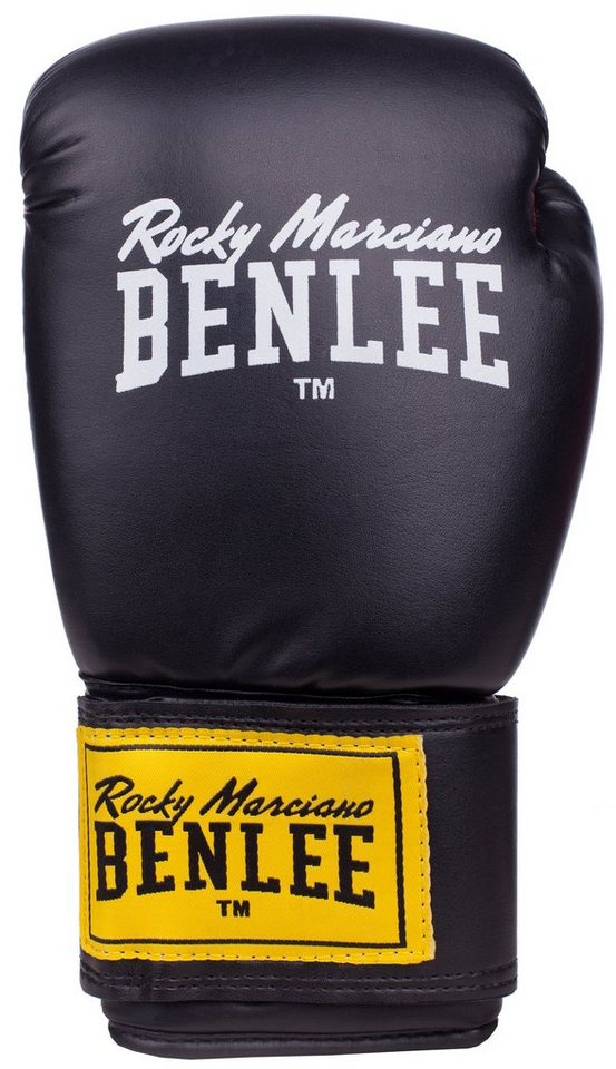 Benlee Rocky Marciano Boxhandschuh »RODNEY« in Black/Red