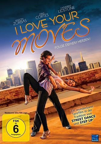 DVD »I Love Your Moves«