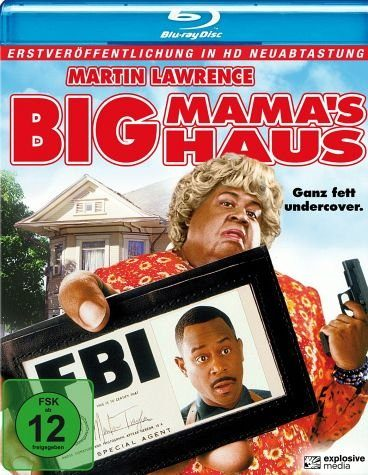 Blu-ray »Big Mamas Haus«
