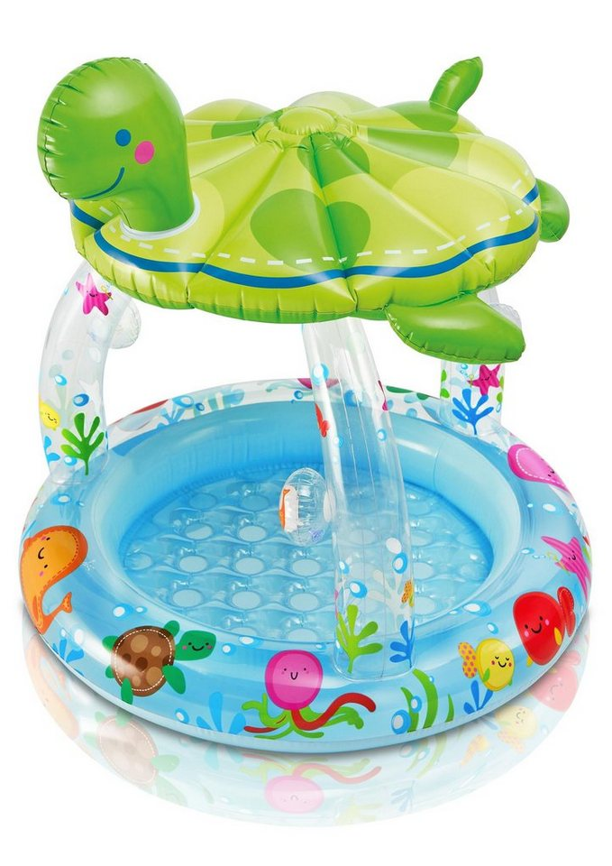 Intex Baby Pool, »Turtle Shade«
