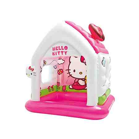 Intex Spielhaus und Bällebad, »Hello Kitty Fun Cottage«