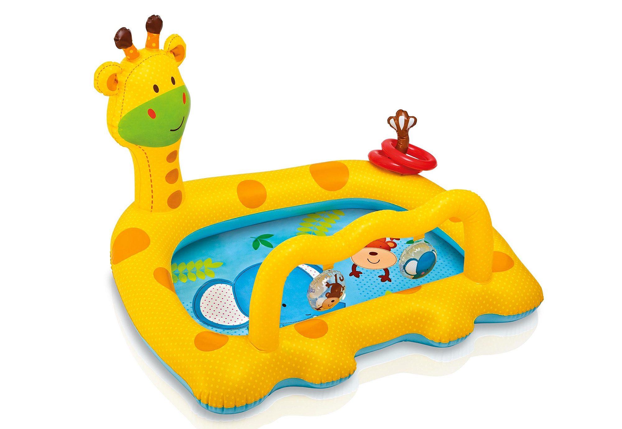 Intex Baby Pool, »Smiley Giraffe«