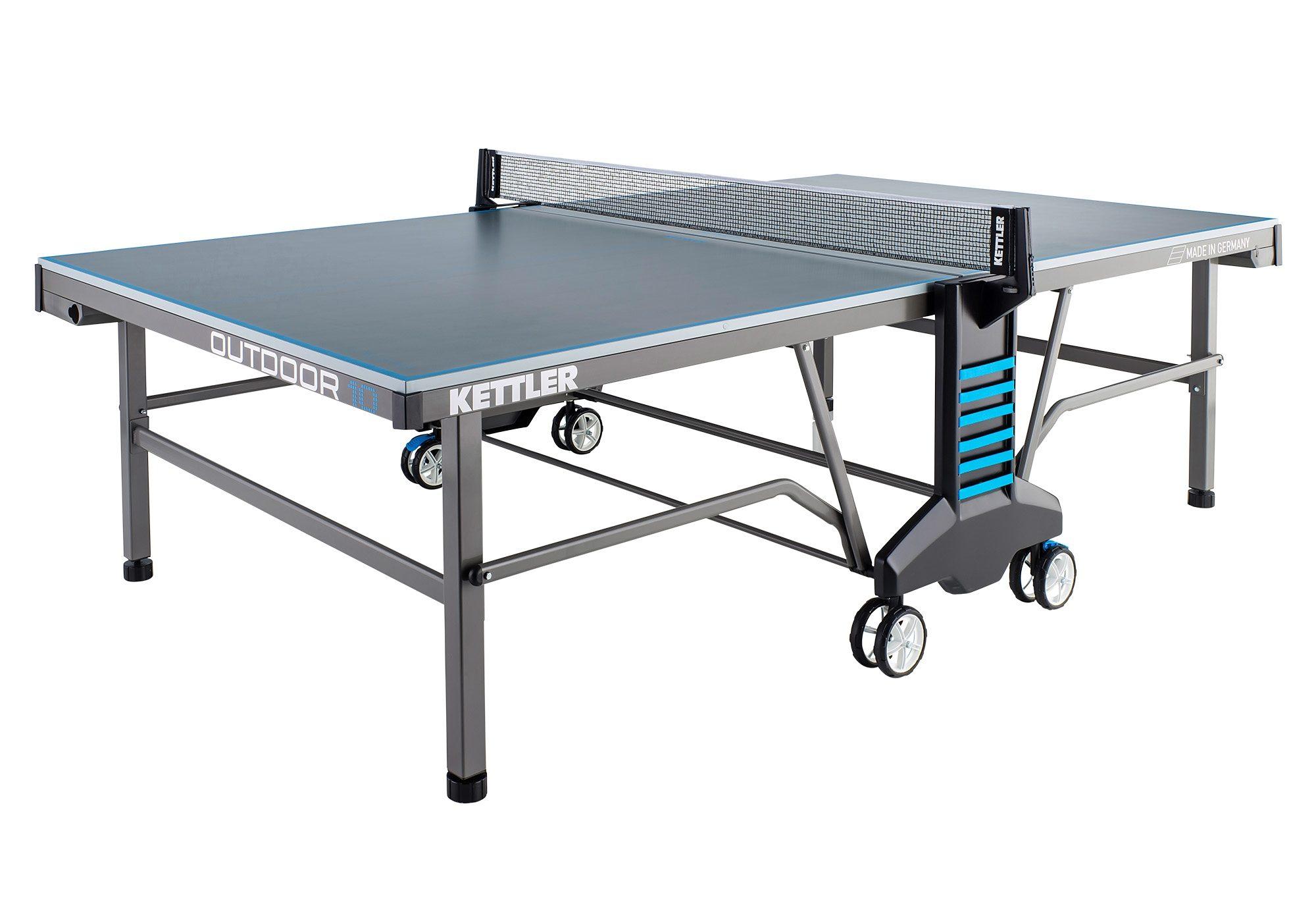 Tischtennisplatte, grau, »Outdoor 10«, Kettler