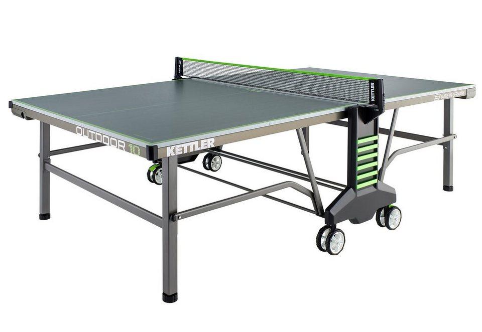 tischtennisplatte outdoor 10 kettler kaufen otto. Black Bedroom Furniture Sets. Home Design Ideas