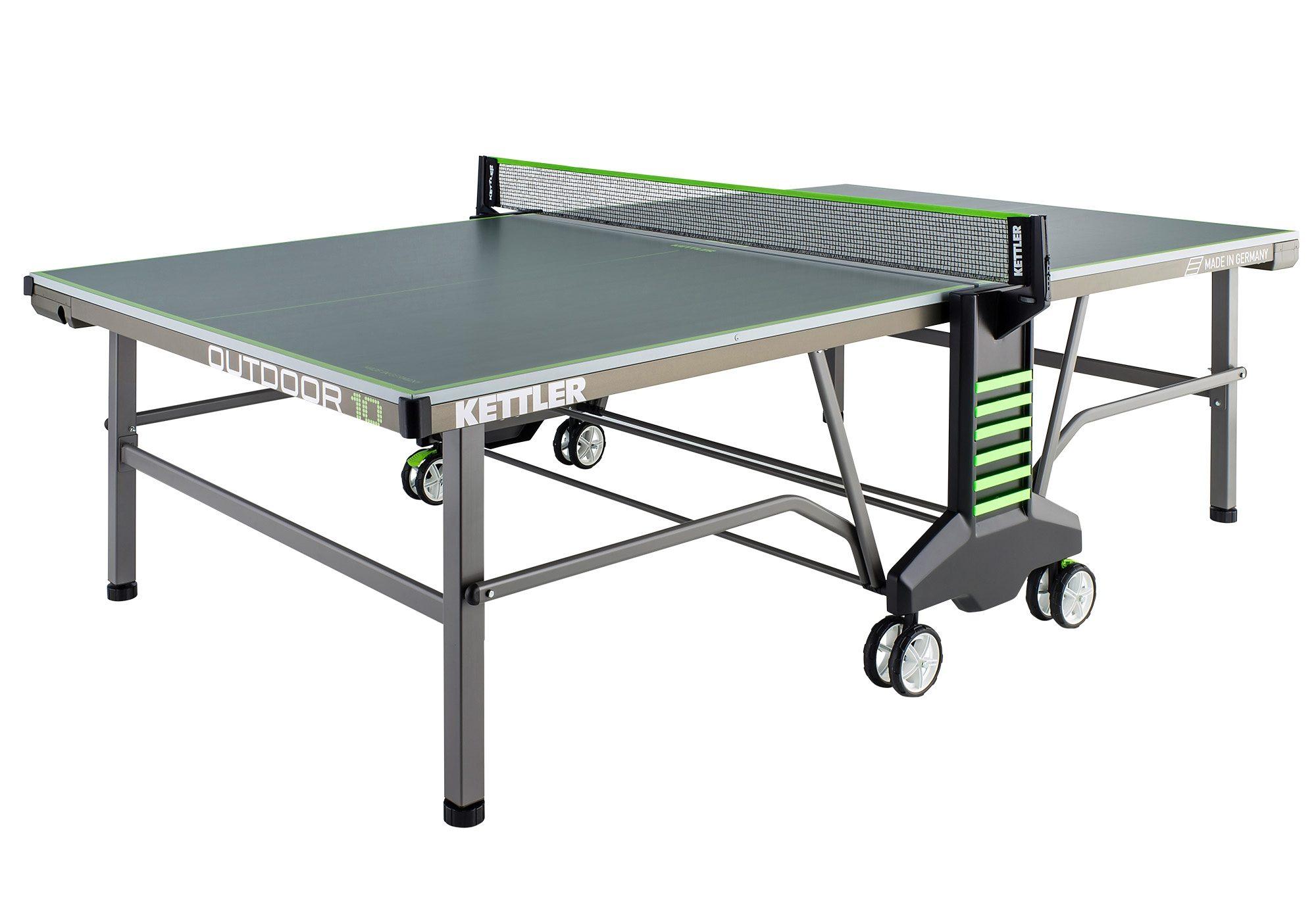 Tischtennisplatte, »Outdoor 10«, Kettler