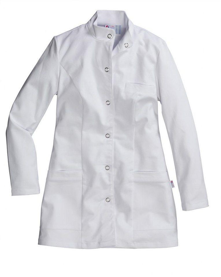 Damen Langkasack in weiß