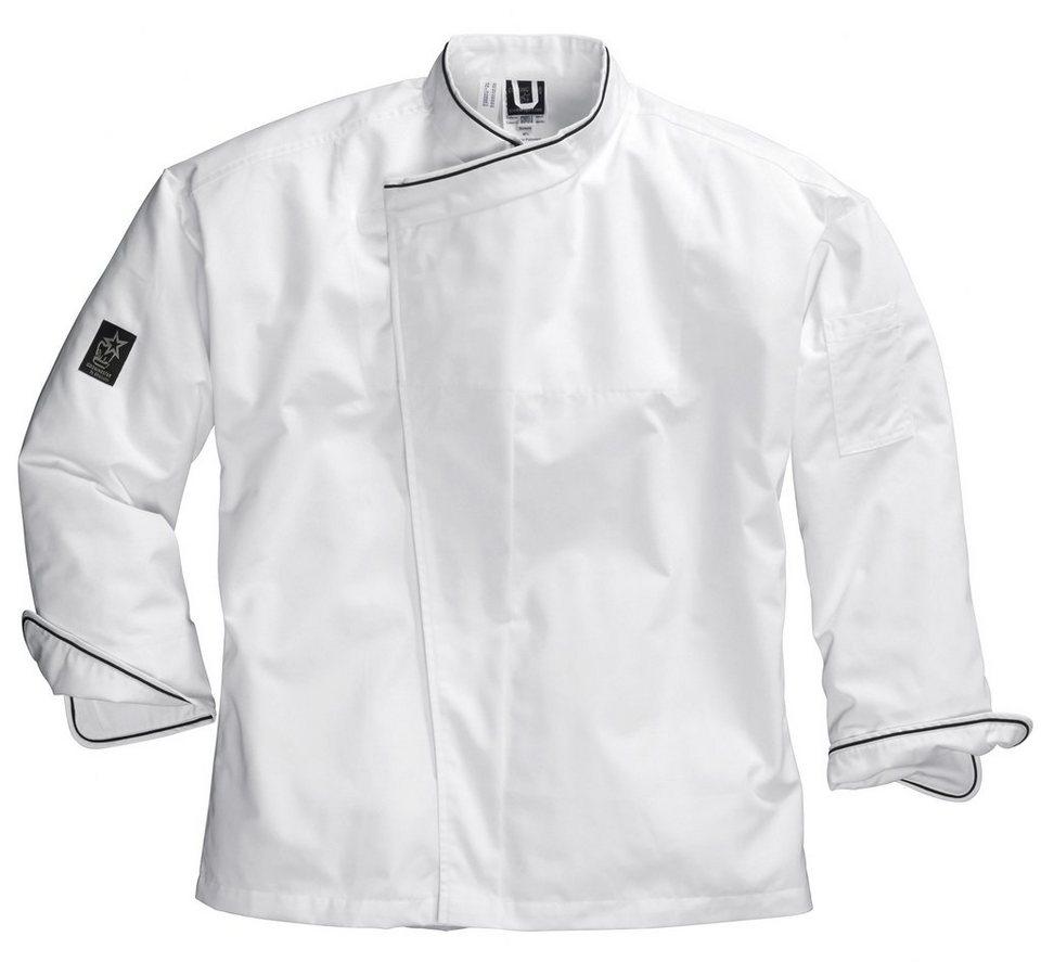 Herren-Kochjacke »Memphis« in weiß
