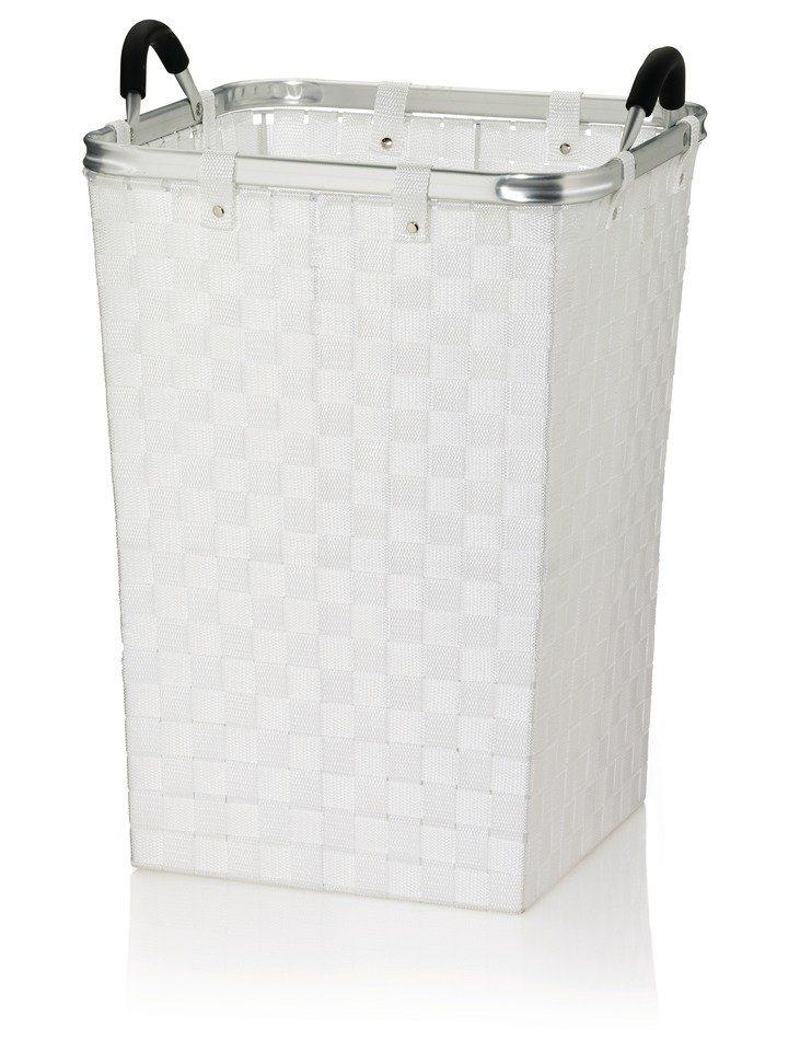 Wäschekorb »Alvaro« in weiß
