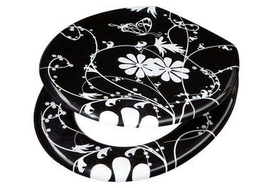 ADOB WC-Sitz »White Flower«