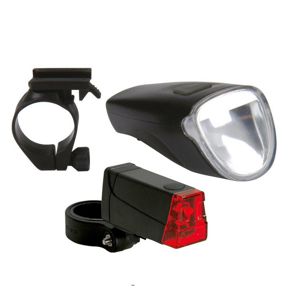 Fahrrad-Beleuchtungsset »40 Lux«