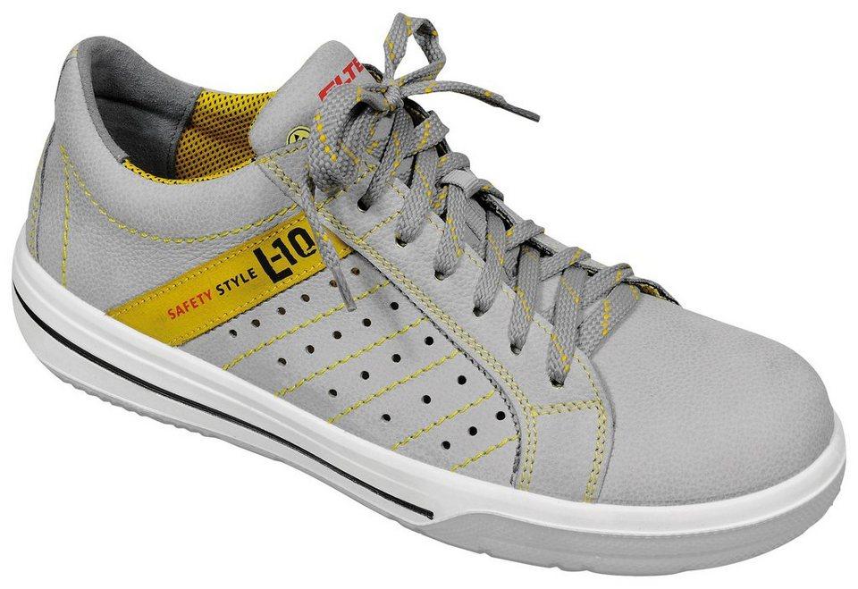 Sicherheitsschuh »Breezer Low« in gelb/grau