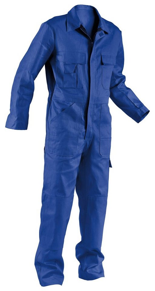 Kübler Overall »Quality-Dress« in blau