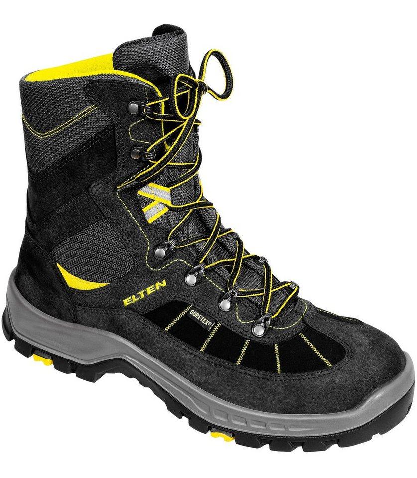 Sicherheitsstiefel »Hill GTX High« in gelb, schwarz