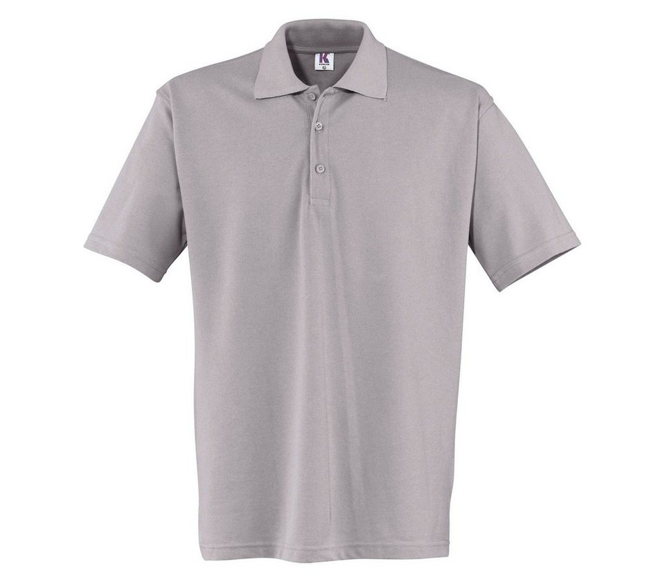 Poloshirt »Shirt-Dress« in grau
