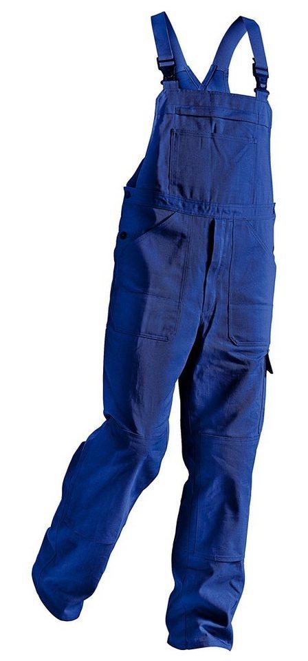 Latzhose »Quality-Dress« in blau