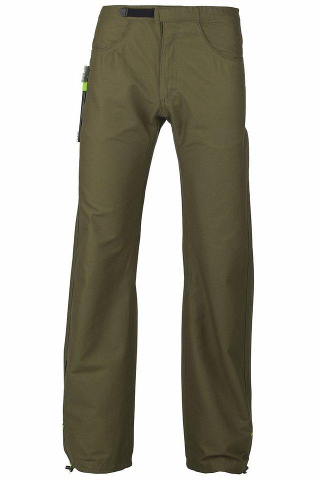 Edelrid Outdoorhose »Zapp Pants Men« in oliv