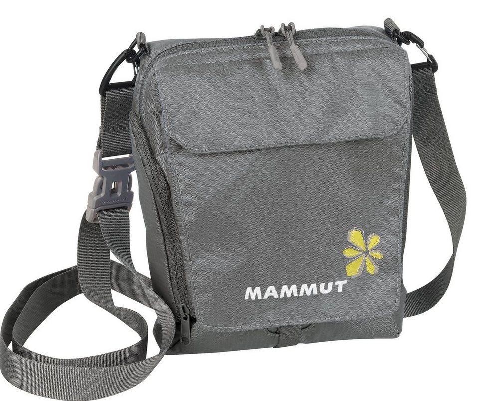 Mammut Sport- und Freizeittasche »Täsch Pouch 3« in grau