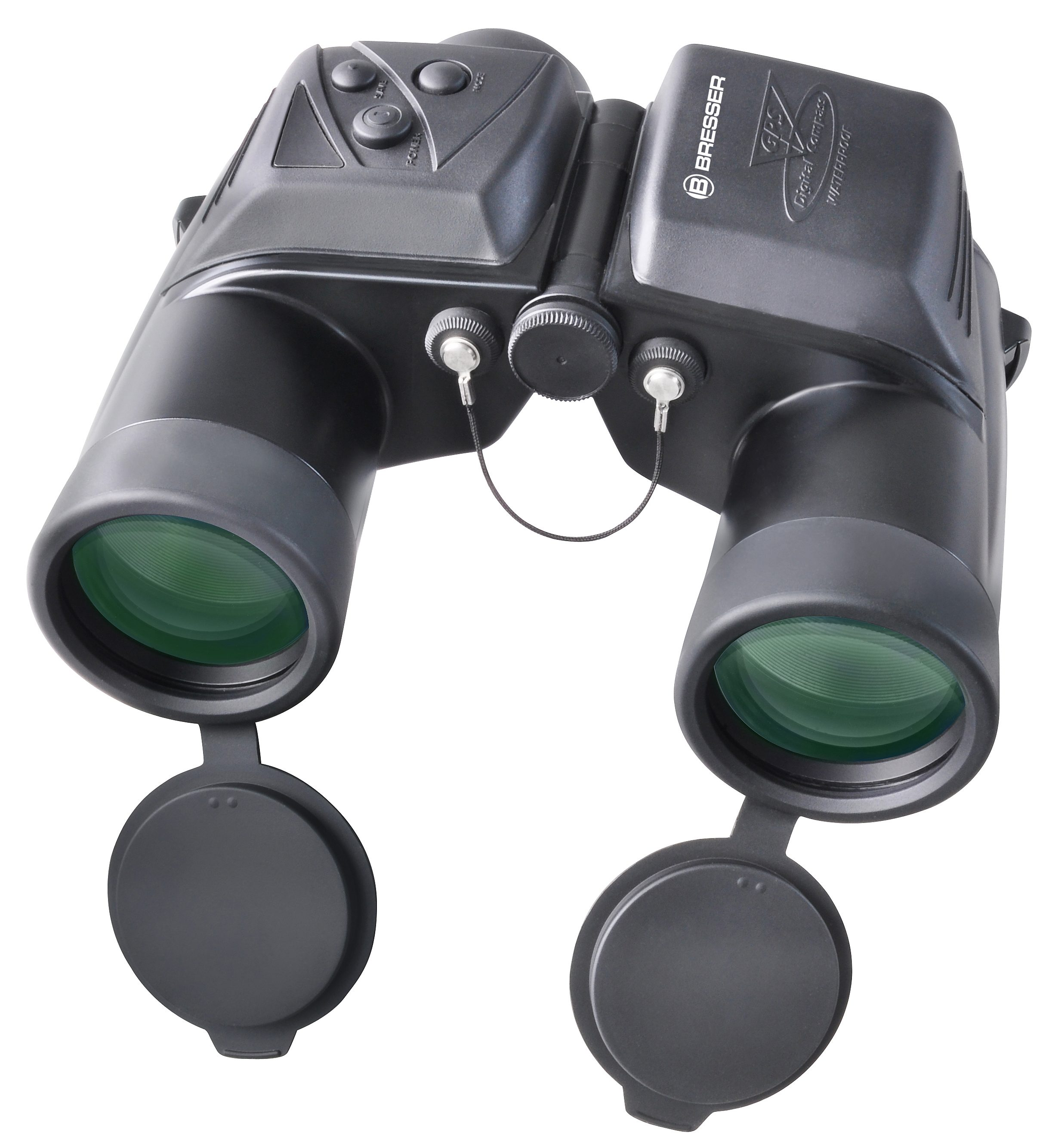 BRESSER Fernglas »BRESSER GPS-Fernglas 7x50«