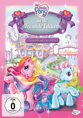 DVD »My Little Pony - Beste Freunde Edition«