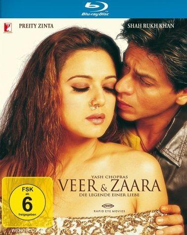 Blu-ray »Veer & Zaara - Die Legende einer Liebe«