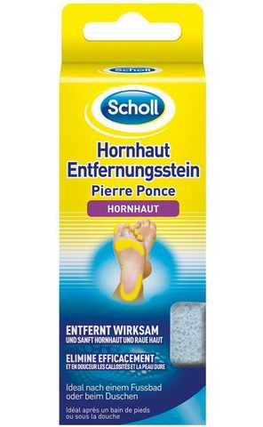 Scholl Bimsstein »Hornhaut Entfernungsstein«
