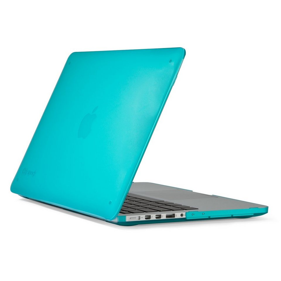 "Speck HardCase »SeeThru MacBook Pro 13"" Retina Display Calypso Blu« in blau"