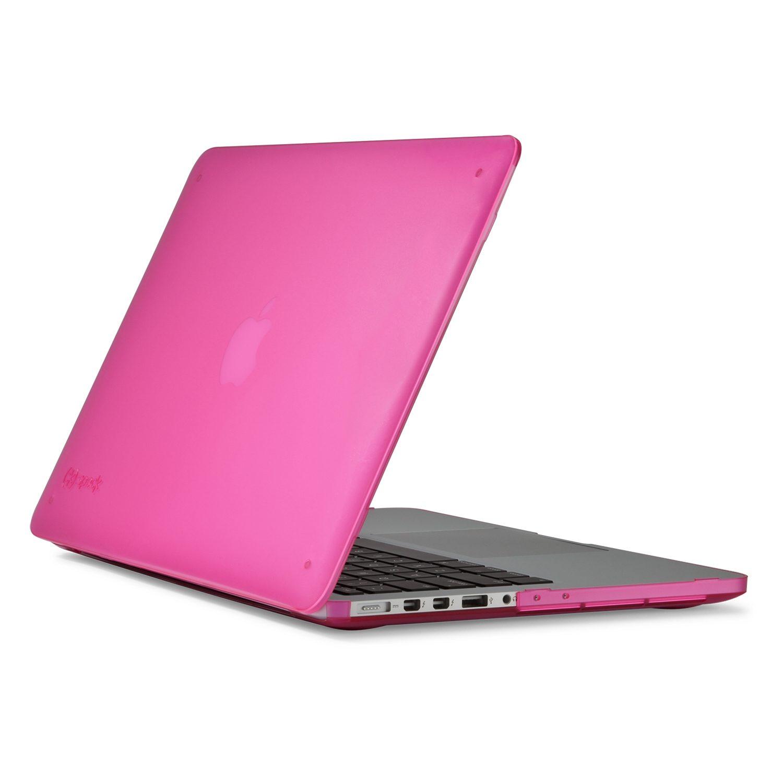 "Speck HardCase »SeeThru MacBook Pro 13"" Retina Display Hot Lips Pi«"