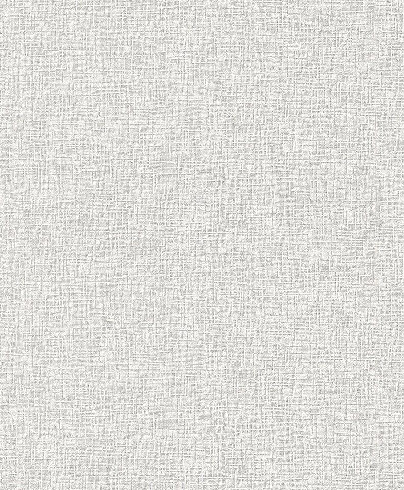 Vliestapete, Rasch, »Home Vision 3« in weiß
