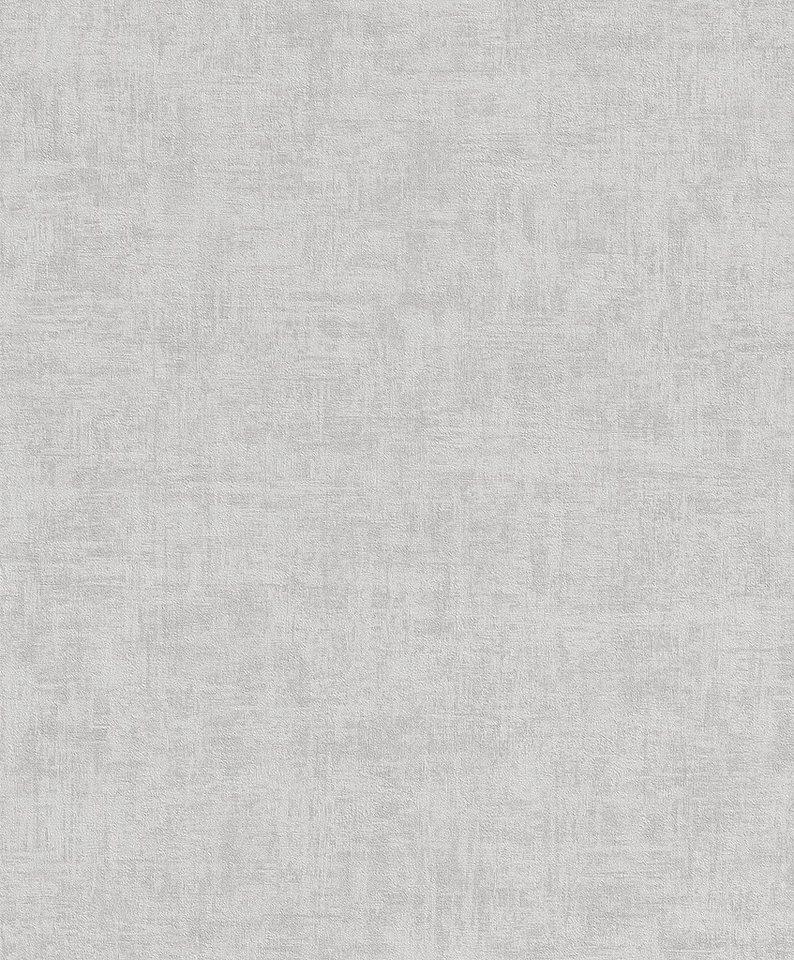 Vliestapete, Rasch, »Charme 2« in grau