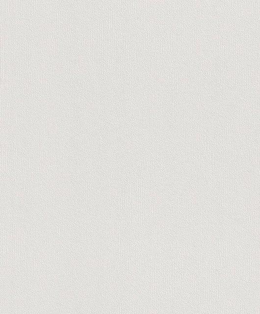 Rasch Vliestapete, Herbst 1, weiß