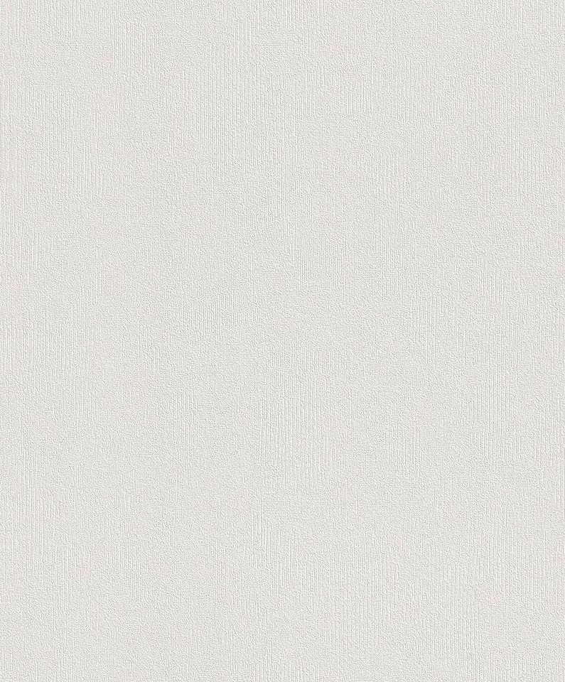 Vliestapete, Rasch, »Herbst 1« in weiß