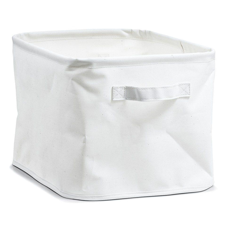 Badorganizer in weiß