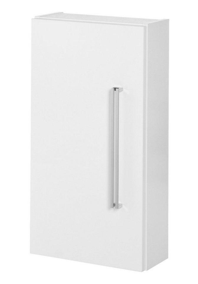 Fackelmann Hängeschrank »Lugano« 35 cm in weiß