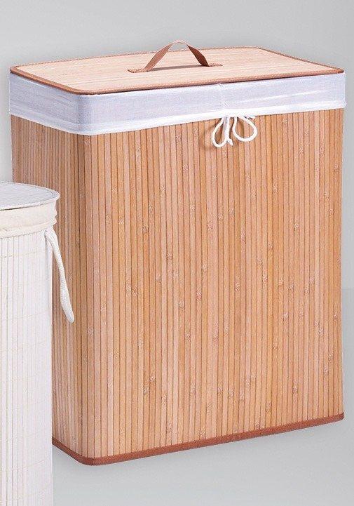 Wäschesammler »Bamboo« in natur