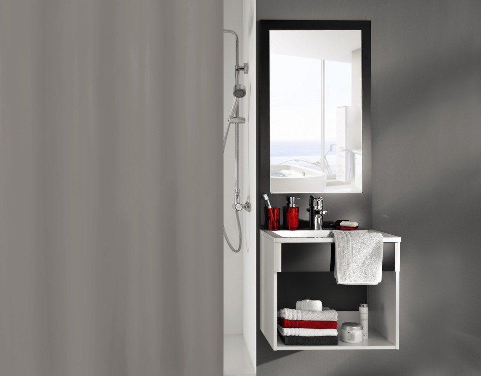 Duschvorhang »Kito« in grau