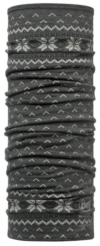 Buff Accessoire »Wool« in grau