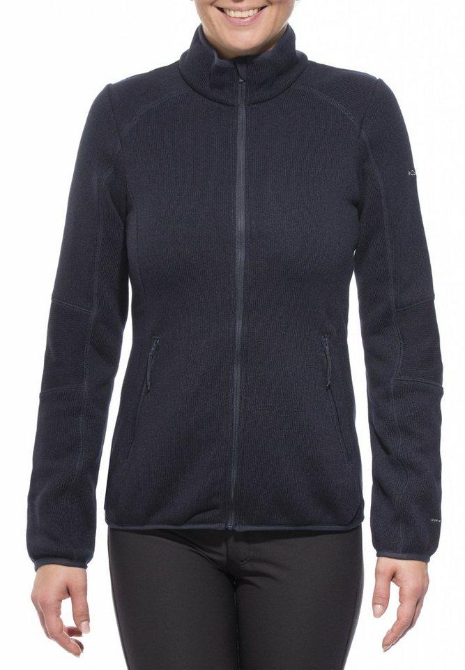 Columbia Outdoorjacke »Altitude Aspect II Full Zip Women« in schwarz