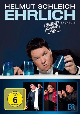 DVD »Helmut Schleich - Ehrlich«