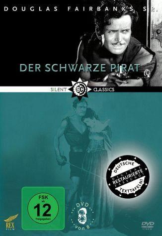 DVD »Der schwarze Pirat«