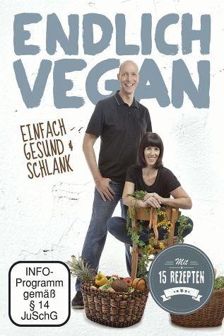 DVD »Endlich Vegan - Einfach gesund & schlank«