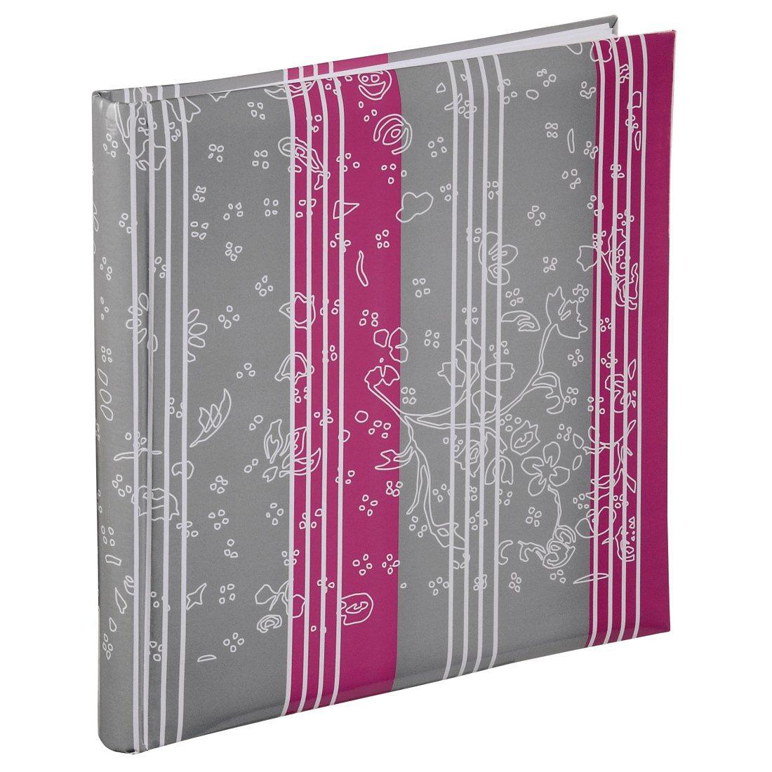 Hama XL-Album Curly, 30x30 cm, 60 weiße Seiten, Drachenfrucht