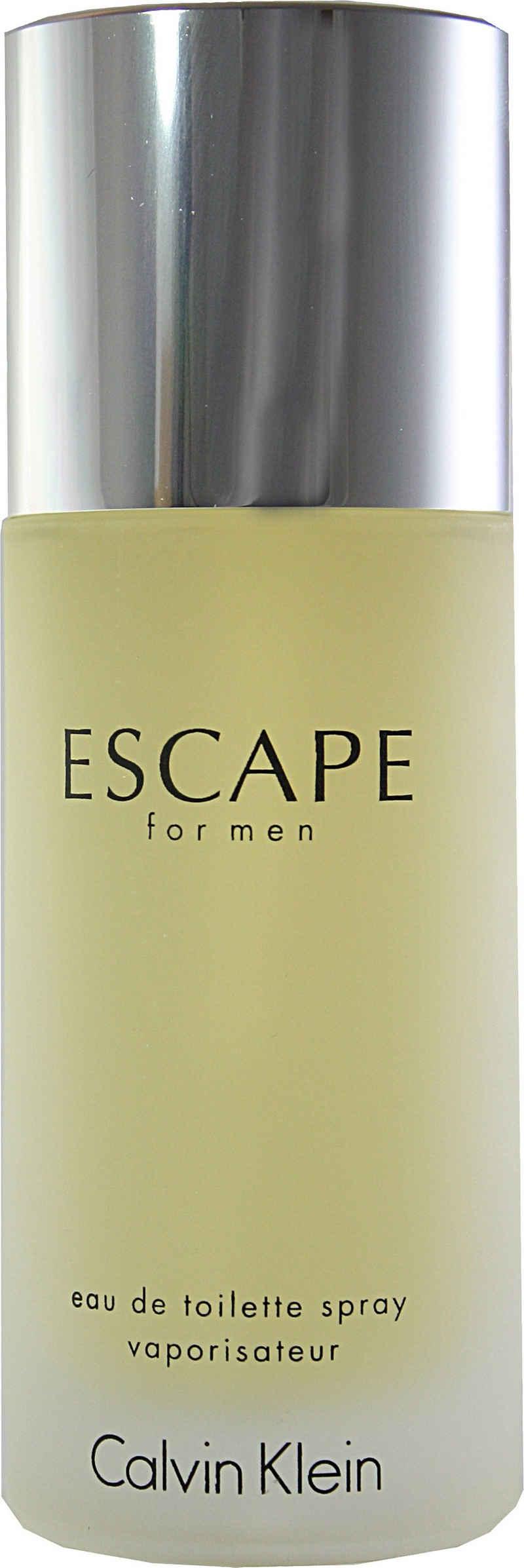 Calvin Klein Eau de Toilette »Escape for Men«