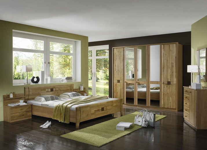 wiemann schlafzimmer set kairo 4 tlg kaufen otto. Black Bedroom Furniture Sets. Home Design Ideas