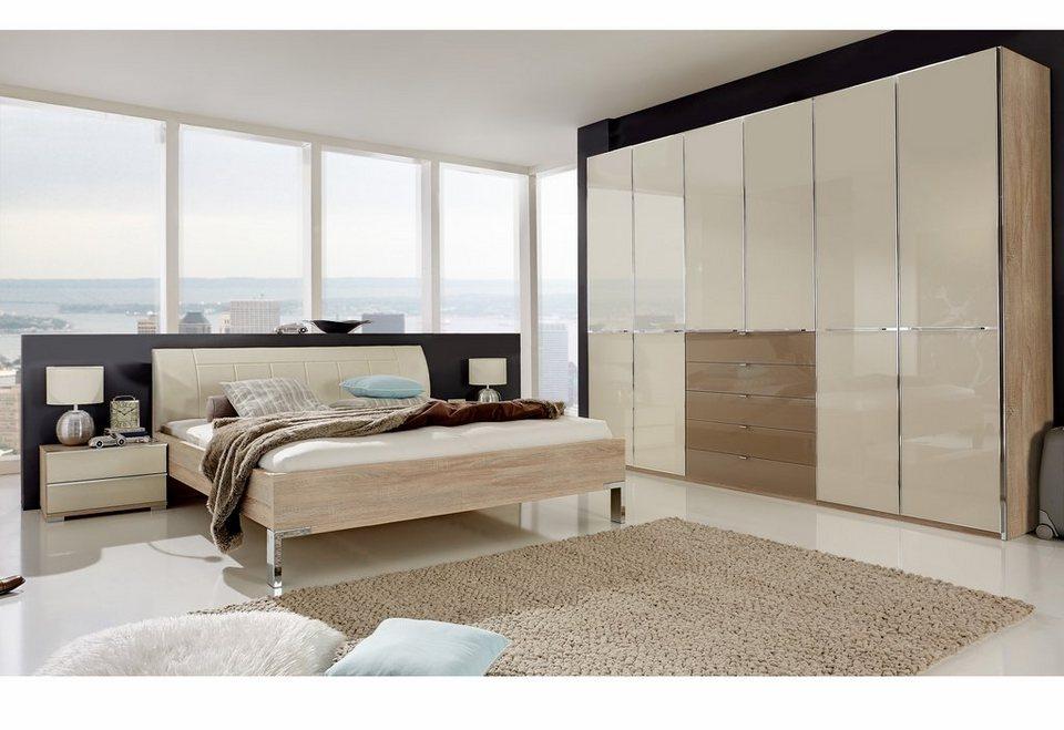 WIEMANN Schlafzimmer-Set »Shanghai« (4-tlg.), Je Fach mit 2 Böden und 1  Kleiderstange online kaufen | OTTO